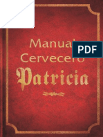 Manual Cervecero Patricia