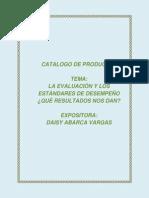Productos TÉCNICAS DIDACTICAS