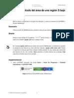 Calculo Integral Ejercicio1