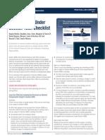 Equity Pitfalls Under Section 409a Checklist - Skadden Law