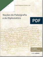 Noções de Paleografia e de Diplomática