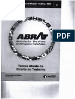 2014 A DEPRESSÃO COMO DOENÇA OCUPACIONAL E A DIFICIL PROVA NA JUSTIÇA DO TRABALHO.pdf