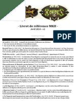 WMH MKII Reference Avr2014 v1