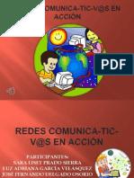 Proyecto Redes Comunica-tic-V@s en Acción