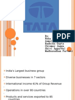 TATA- Business Strategy
