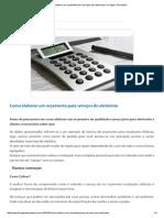 Como elaborar um orçamento para serviços para eletricista.pdf