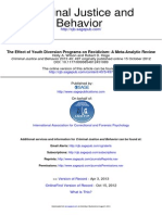 Criminal Justice and Behavior 2013 Wilson 497 518
