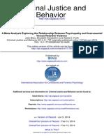 Criminal Justice and Behavior 2014 Blais 797 821