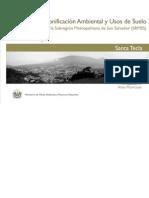 Zonificacion Ambiental y Usos Del Suelo _subregion Metropolitana de San Salvador