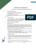 3 Terminos de Referencias Para Elaboracion de Expedientes Tecnicos Creet