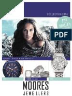 Moores Brand Xmas Brochure 2014