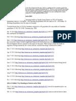 Ontario Killed By Police 2013 (SIU numbers)