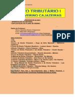 APOSTILA DE DIREITO TRIBUTÁRIO I FORMATADA, ATUALIZADA E CORRIGIDA EM 03-08-14.docx