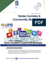 Curso Experto en Redes Sociales y Community Manager