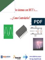 RUIDOS en microcontroladores
