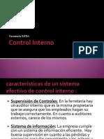 Control Interno Presentación