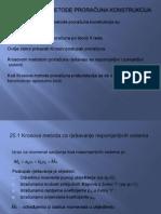 25 Iterativne Metode Proracuna