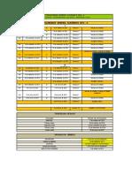 Cronograma Academico 2014-2