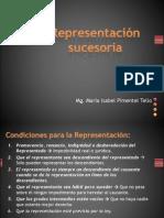 Representacion Sucesoria - Derecho De Sucesiones PERÚ
