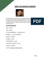 Grupo Civitec Trabajo Curriculum Vitae 2