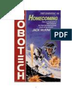 03 Saga Robotech Volviendo a Casa Homecoming