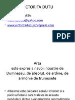Victorita Dutu-sinfonia Albastra a Ingerilor