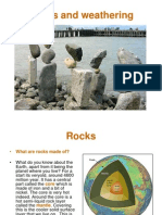 rocks and weathering pp