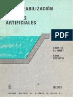 Impermeabilizacion de Lagunas Artificiales