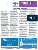 Pharmacy Daily for Tue 25 Nov 2014 - Doctors call for dispensing, Direct to consumer ad in Oz?, Phmcy off Skilled jobs list, Pharmacists step up, and much more