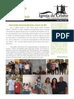 Boletim Igreja CG - Abril a Maio de 2014