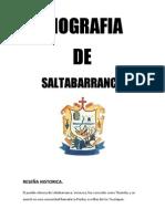 BIOGRAFIA SALTABARRANCA