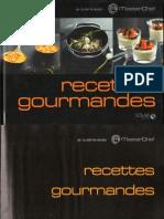 Masterchef - Recettes Gourmandes [Fr]