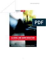 01.1 Buning - Alcohol and Harm Reduction Book