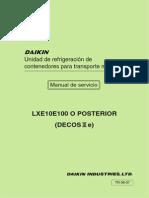 Manual de Servicio Contenedores  Transportes Maritimos Lxe10e100