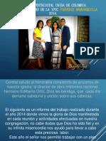 Informe Misionero Porvenir, Barranquilla Dto 8