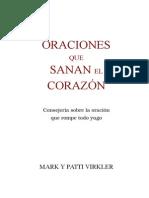 Oraciones Que Sanan El Corazon