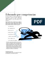 Eduucar Por Competenciia