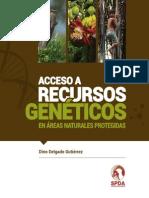 Recursos Geneticos en Áreas Naturales Protegidas - SPDA