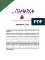 ANALSIIS CENTRO HISTORICO Cajamarca