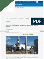18-11-14  Abren dos nuevos pozos de agua tras derrame de mina en Sonora