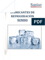 Lubricantes de Refrigeración