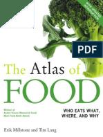 The ATLAS of Food.