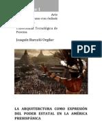 Portafolio 1. Arte Prehispánico