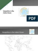 Geopolitics in the Indian Ocean