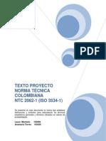 Informe Texto Proyecto Ntc 2062-1