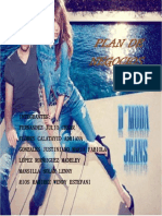 INFORME FINAL PROYECTO D´MODA JEANS