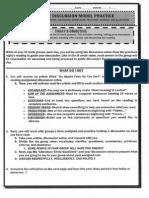 informational text lit circles packet 2014-2015