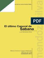 Serie Antonio Crespo Meléndez   Historia de vida