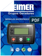 Catalogo de Modulos Microprocessados