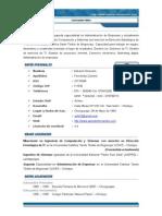 Curriculum Salvadorfernandez.com Sefz10@Gmail.com